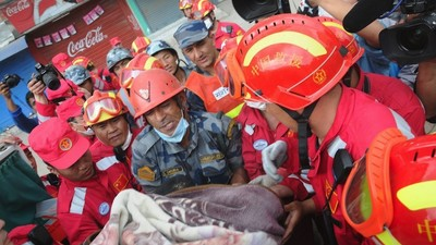At Least 3,700 Dead in Nepal Earthquake Tragedy