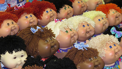 La historia secreta de las muñecas Cabbage Patch