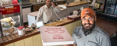 Meet the Godfather of Indian Pizza