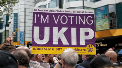 My Immigrant Dad Is Voting UKIP