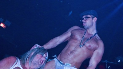 What It's Like to Be a Straight Go-Go Dancer in a West Hollywood Gay Club