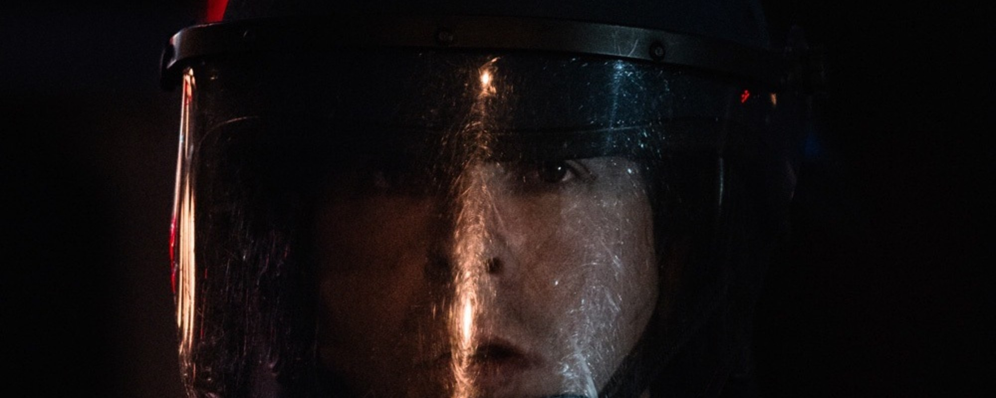 Portraits of Baltimore Cops in Riot Gear Just Before the City Went Over the Edge