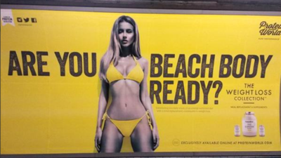 We Spoke to Protein World About Its Highly Controversial 'Beach Body Ready' Ad