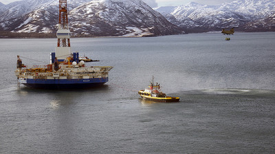 Are Shell Trying to Make a Climate Change Film That Ignores Their Arctic Oil Drilling?