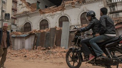 Terremoto en Nepal (Dispatch 1)