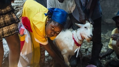 The Vegan Vodou High Priestess of New Orleans Isn't Interested in Animal Sacrifice