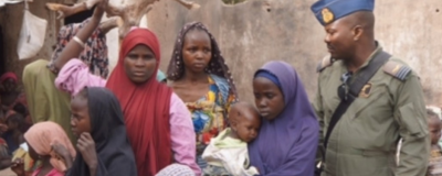 Nigeria Says Another 234 Women and Children Have Been Rescued From Boko Haram   Share   Tweet