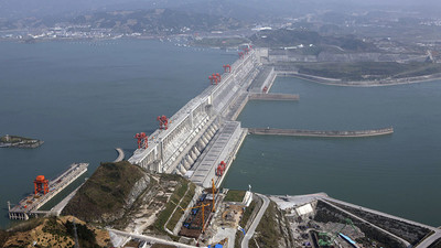 China's Three Gorges Dam Is Threatened by Climate Change, Says Government Official