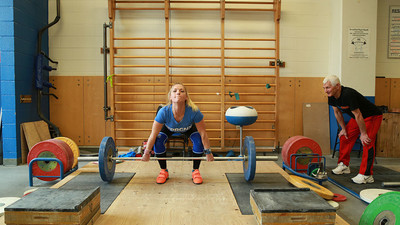 The Diet of 105-Pound Champion Weightlifter Morghan King