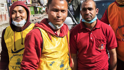 Earthquake in Nepal – Dispatch Five