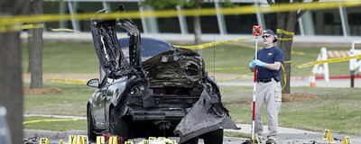 Islamic State Claims Responsibility for Texas Attack on 'Draw Muhammad' Event