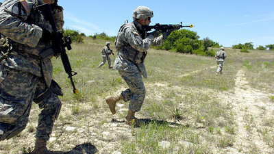 Are Right-Wing Politicians Giving Credibility to the Idea the Military Is Taking Over Texas?