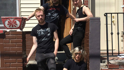 VICE Exclusive: Listen to Philly's Best Communist Rock Band, the Guests