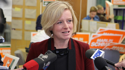 How the Hell Did a Left-Wing Party Suddenly Win an Election in Alberta?