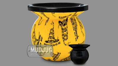 Mud Jug Luxury Spittoons Are the Kick-Ass Symbol of Freedom America Needs