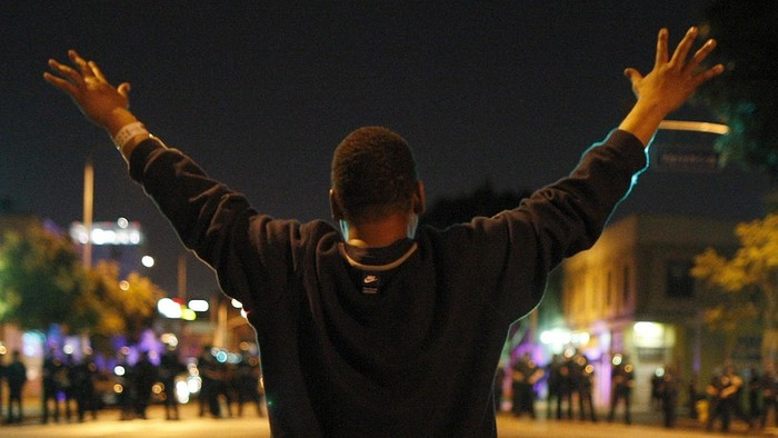 Live Blog: The World Reacts to Ferguson