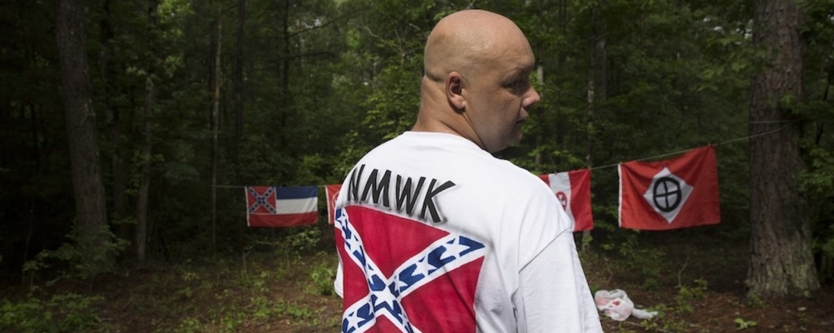 The Ku Klux Klan Is Boosting Its Numbers