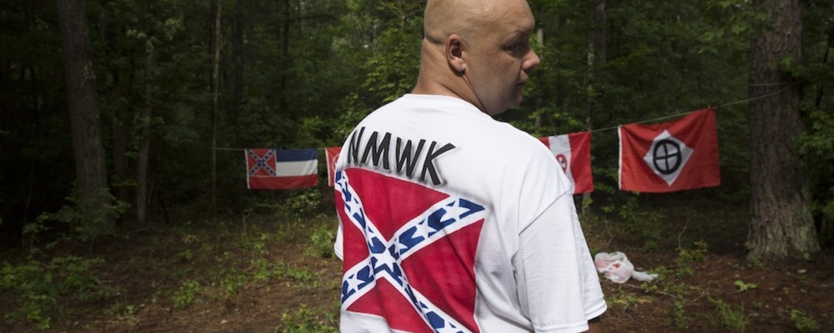 The KKK and American Veterans - Part 1