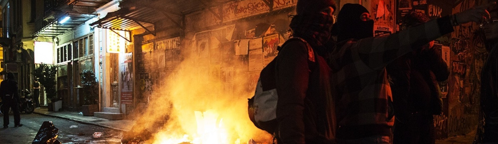 Greece's Young Anarchists - Part Two