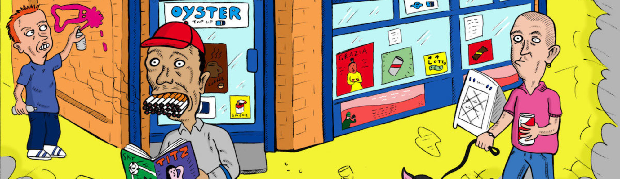 Everything I've Learned While Working in My Family's Corner Shop