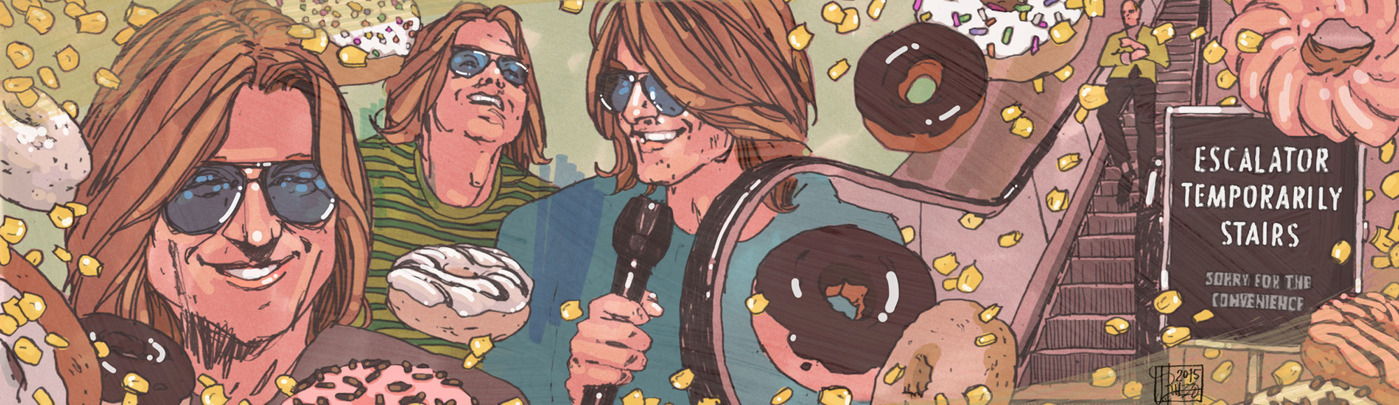 Comedians Discuss Mitch Hedberg's Life and Legacy