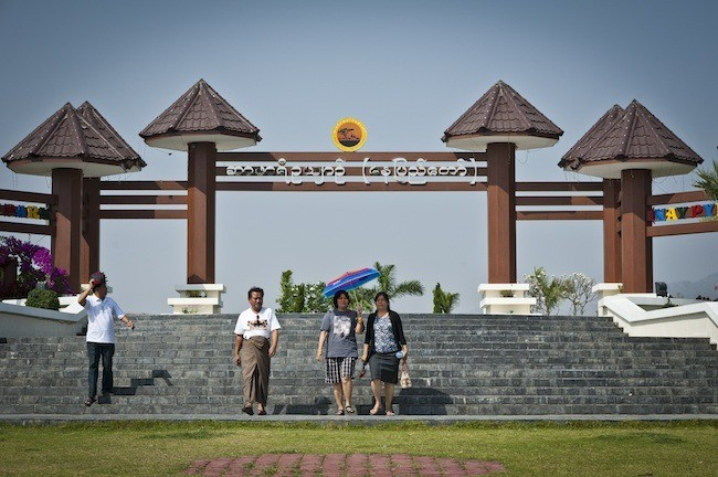 The price for a safari in Naypyidaw is higher than the average month's salary in Burma. It is no surprise that it is meant for the ruling elite and the few tourists who venture there.