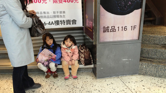 Tao Lin's iPhone Photos of Taipei
